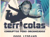 """Coco Legrand: """"Terrícolas, Corruptos Pero Organizados"""" en Teatro Nescafé de las Artes"""