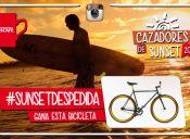 NESCAFÉ Cazadores de Sunset 2014 te invita a participar por una bicicleta.