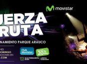 """Espectáculo: """"Fuerza Bruta"""" en Parque Arauco"""