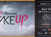 "Fiesta: ""Wake Up"" en Hotel W"