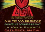"""Festival: """"La Llama"""" en Teatro Caupolicán"""