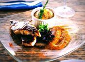 Restaurante Maria del Mar: Carta varguardista y sobresaliente relación precio/calidad