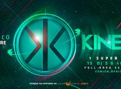 Kinetik Festival, Espacio Riesco