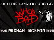 Who's Bad - Tributo a Michael Jackson, Enjoy de Viña del Mar