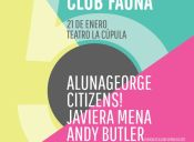 Aniversario Club Fauna, Teatro La Cúpula