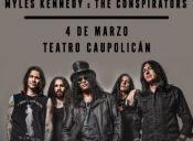 Slash en Teatro Caupolican, Santiago