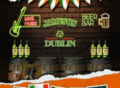 Saint Patrick´s Day en Dublin Irish Pub