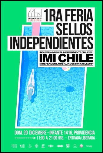 Primera Feria de Sellos Independientes IMI CHILE