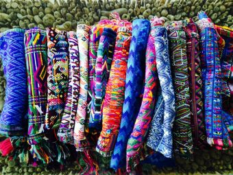 Venta Wayil, Colores de Guatemala!