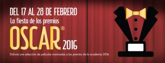 Fiesta de Nominados al Oscar en Cinemark