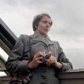Exposición Vivian Maier, la fotógrafa revelada