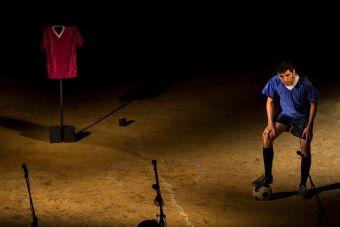 Pichanga en Teatro de Universidad ARCIS