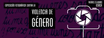 Exposición Fotográfica contra la Violencia de Género