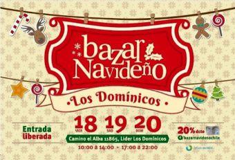 Bazar navide o los dom nicos saliendo for Viveros en nunoa