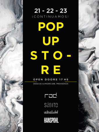 Showroom navideño Pop up store