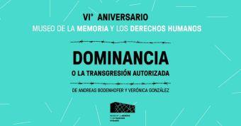 VI° Aniversario Museo de la Memoria
