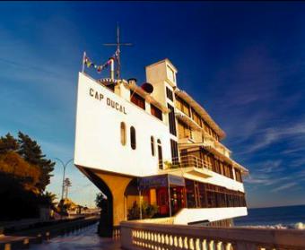Capducal restaurante, Viña del Mar