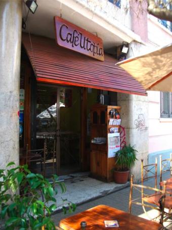 Café Utopía