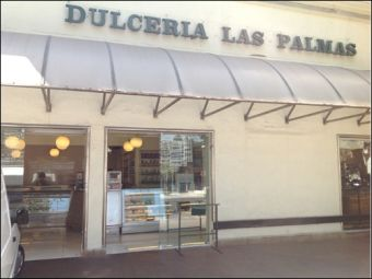 Dulcería Las Palmas