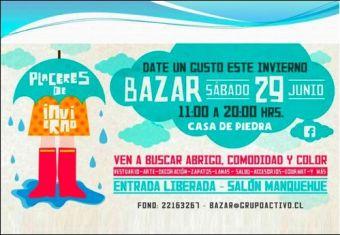 Feria Bazar, Casa de Piedra