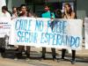 Estudiantes se manifestaron frente al Tribunal Constitucional por fallo sobre gratuidad