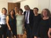 Delpiano se reunió con organizaciones de las artes escénicas para incorporar el teatro como ramo obligatorio