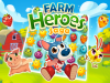 Review: De los creadores de Candy Crush, Farm Heroes Saga