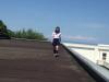 Las adolescentes japo son secas hasta haciendo parkour