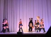 Escándalo en Rusia por baile