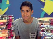 [VIDEO] Así reacciona un grupo de adolescentes frente a una enciclopedia