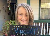 Niño que dejó crecer su pelo para donarlo a enfermos de cáncer, fue diagnosticado con cáncer