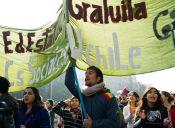 Estudiantes solicitaron autorización para marchar por la Alameda el 21 de abril