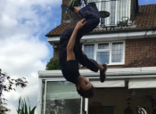 Actor que interpretará a Spiderman se luce en Instagram con increíbles piruetas