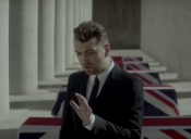 Lanzan videoclip del tema que Sam Smith interpreta para 'James Bond'