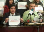 Cones y Colegio de Profesores lanzan campaña por #MásEducaciónPública