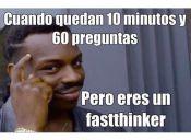 Mira los mejores memes que dejó la PSU 2017