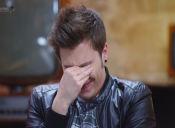 El Rubius rompió en llanto en una entrevista de televisión