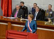 Presidenta Bachelet por fin al copago: Se desmintó a