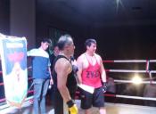 Director de liceo de Osorno enfrentó a boxeador para que alumnos cumplan el reglamento