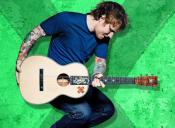 Ed Sheeran contó en el show de Ellen DeGeneres qué signfica su enorme tatuaje