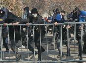 Cones pidió a los encapuchados restarse de la próxima marcha estudiantil