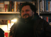 Álvaro Bisama estará hoy en Colegio República de Brasil de Concepción para fomentar la lectura