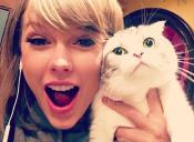 Así lucía la cantante Taylor Swift hace 14 años