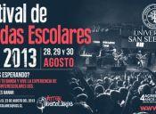 Participa en el 3° Festival de Bandas Escolares de la San Sebastián