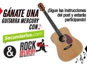 CONCURSO: Este Día del Niño regalamos una guitarra electroacústica con Rock Delivery