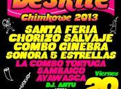 Fonda 'El Deskite' en el Chimkowe