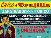 Regresa fonda 'Zapateando con el Chico' de Chico Trujillo