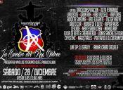 Cumbre del Rap Chileno 2013 en diciembre
