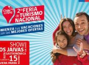 CONCURSO FLASH: Regalamos entradas para la Feria Chile es TUYO