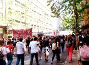Fotos de la sexta marcha por la educación del año